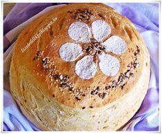ÍZZEL ÉS LÉLEKKEL: ROPOGÓS KENYÉR Bagel, Pancakes, Bread, Nap, Breakfast, Minden, Food, Morning Coffee, Brot