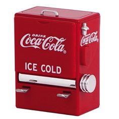 *COCA-COLA ~ Amazon.com: Tablecraft CC304 Coke Vending Machine Toothpick Dispenser: Kitchen & Dining
