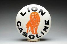 Original 1-Piece Lion Gas Globe