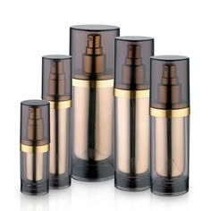 Custom packaging for cosmetic and beauty products by APC Packaging. Our offering includes airless, bottles, jars, droppers, closures and color cosmetics. Bottles And Jars, Custom Packaging, Custom Items, Lipstick, Cosmetics, Beauty, Color, Jars, Lipsticks