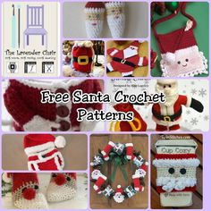 Christmas is my favorite holiday. I am the kinda person who doesn't get sick of Christmas music all year long. So these Santa crochet patterns are perfect for me because they are perfect for Christmas. This Santa Mug Cozy is so cute. He's even grabbing his big ole belly. This Santa Hat and Diaper Cover is perfect for your …