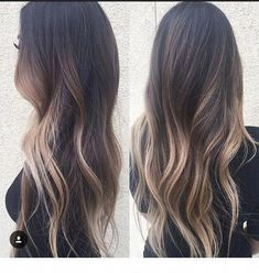 Chocolate hair color with balayage, hair color with balayage. Brown Hair Cuts, Brown Hair Looks, Brown Hair Shades, Brown Hair With Blonde Highlights, Light Brown Hair, Black Roots Blonde Hair, Black Hair With Blonde Highlights, Ombre Hair Color, Hair Color Balayage