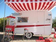 pinterest shasta travel trailor | vintage travel trailer - Shasta awning | My Other Side?