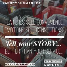 Create a story around your product. It makes your clients more receptive to your brand. For more, visit www.czarconomist.com   #Sales #business #marketing #money #selling #motivation #goals #inspiration #inspirationalquotes #inspire #entrepreneur #entrepreneurship #startup #supportlocalbusinesses #smallbusiness #startuplife #coaching #TheCzarConomist #TakeTheLeadInStyle #consulting #nigeria #lagos #abuja #portharcourt #fashion #africa #businessengineer #strategy #mindyourmark