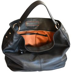Alicia Klein :: The Susan in black. Perfect everyday bag!