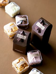 """Great packaging from (Roppongi Hills) Tokyo Grand Hyatt 