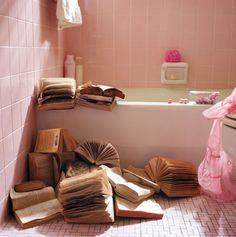 czytam w wannie :)