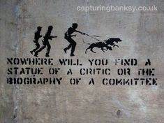 Banksy Urban Art and Street Art Forum with Print Release Gallery news and Art For Sale. Street Art Banksy, Banksy Art, Murals Street Art, Banksy Images, Banksy Quotes, Banksy Stencil, Reverse Graffiti, Bansky, Art Rules