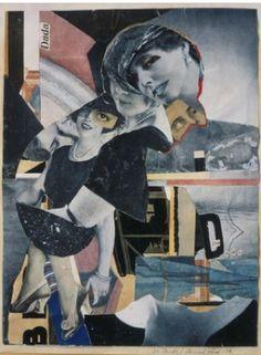 Hannah Hoch, Da-Dandy, 1919
