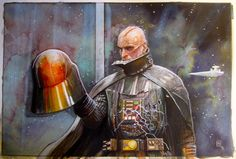 Darth Vader - Star Wars - Fabrice Le Hénanff
