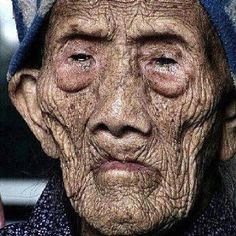 Oldest Living Person - Chinese woman born in 1885, 127 years old.