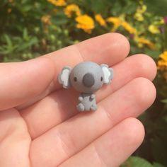 Cold Porcelain Koala