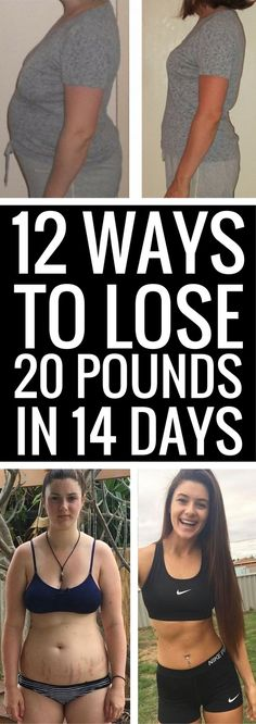 Fitness Motivation : 12 tips to get you losing 20 pounds in 2 weeks - no magic pills or wraps involve. - All Fitness Lose 5 Pounds, 20 Pounds, Fitness Diet, Fitness Motivation, Health Fitness, Fitness Plan, Fitness Weightloss, Wellness Fitness, Weight Loss Goals