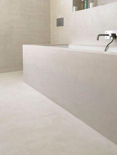 Me gusta el color para el microcemento de toda la vivienda. Bathroom Inspo, Bathroom Inspiration, Modern Bathroom, Master Bathroom, Bathroom Ideas, Italian Bathroom, Minimalist Bathroom Design, Zen Master, Master Baths