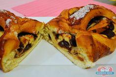 http://xamegobom.com.br/receita/pao-de-chocolate/ Pessoal, bom dia! Comece a semana aprendendo a preparar um delicioso Pão de Chocolate.