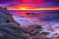 Colorful sunrise at Los Cabos #josafatdelatoba #cabophotographer #loscabos  #cabosanlucas #bajacaliforniasur #mexico #landscapephotography #beach #sunrise