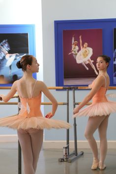 Rehearsals for A Storybook Sleeping Beauty winter performances (December 2012, Kirov Academy of Ballet). Photo by Paolo Galli