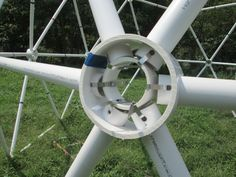 Index of Geodesic Dome Hub Kits for Sale - by Zip Tie Domes