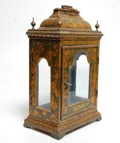Bilder för 439815. KLOCKFODRAL, barock, Sverige, 1700-talets början. – Auctionet
