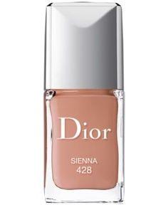 Dior Vernis Gel Shine & Long Wear Nail Lacquer  - Sienna