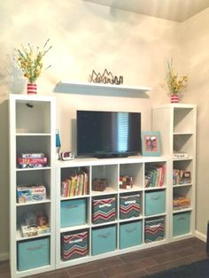 55 Clever Kids Bedroom Organization and Tips Ideas - Decorad.- 55 Clever Kids Bedroom Organization and Tips Ideas – Decoradeas -