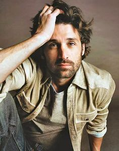 Patrick Dempsey is probably the classiest male actor i can think of. Started when he was young and has turned himself into a legend. I will swoon over you 'till the day I die..