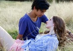 Christian and Tara, Dance Academy. I am in love with Jordan Rodrigues.