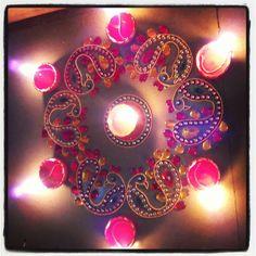 #Diwali #ornamented #rangoli
