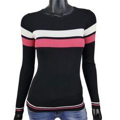Rib trui met strepen in diverse variaties  20- Online: www.dannyschoice.nl  En in de winkel: #Beverwijk  Voor welke ga jij?