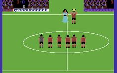 #11 Soccer (Andrew Spencer, 1983)