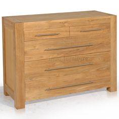 lemari laci jati minimalis indo furniture