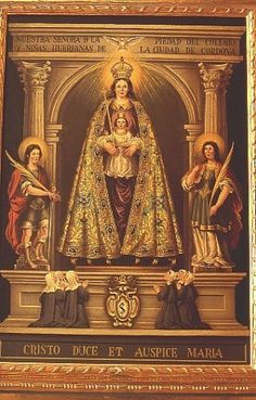 Virgen de la Piedad. Congregación de las Hijas del Patrocinio de María