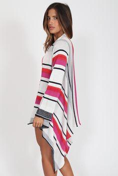 Goddis Naples Sweater in Rosetta