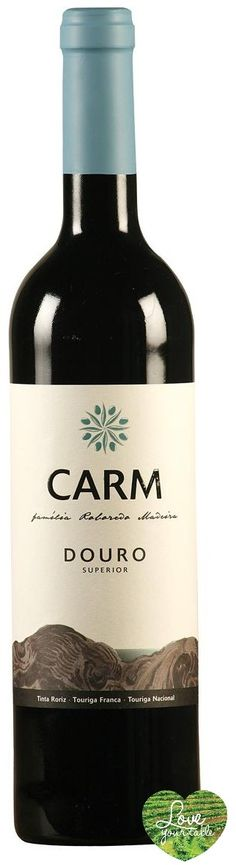 Love Your Table - CARM Red Wine 2011, €10,99 (http://www.loveyourtable.com/CARM-Red-Wine-2011/)