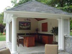 Playa del Fowler needs this pool cabana.