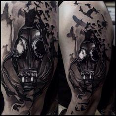 Gaz mask