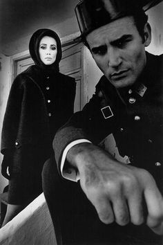 Fashion photography by Jeanloup Sieff forHarper's Bazaar, Madrid, 1966. @Nick Goodey