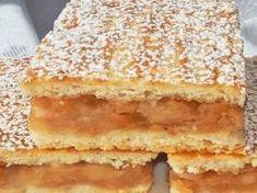 Geniální koláč z první republiky: Tento recept se u nás dědí z generace na generaci! Cinnamon Stars Recipe, Kolache Recipe, Hungarian Recipes, Hungarian Food, Strudel, Sweet Desserts, Vanilla Cake, Cookie Recipes, Bakery