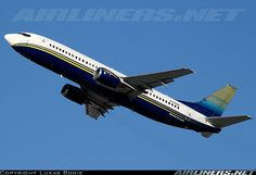 Boeing 737-48E aircraft picture