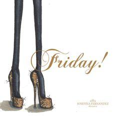 Happy Friday, loves!✨🌟