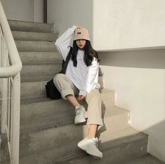 summer date outfits Korean Girl Fashion, Korean Fashion Trends, Korea Fashion, Look Fashion, Asian Fashion, Korean Street Fashion Summer, Summer Outfits Korean, Ulzzang Fashion Summer, India Fashion
