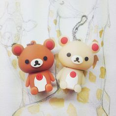 Japanese cute Rilakkuma bear Flash Drive/USB key by missunhappy, $17.99