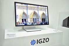 Sharp new 27-inch IGZO 8K monitor unveiled