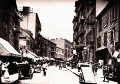 1870 Ny Mulberry Street