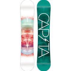 #Capita Snowboards #SpaceMetalFantasy  2015 #girlsonly #girlslovesports #webshop  Get yours now!