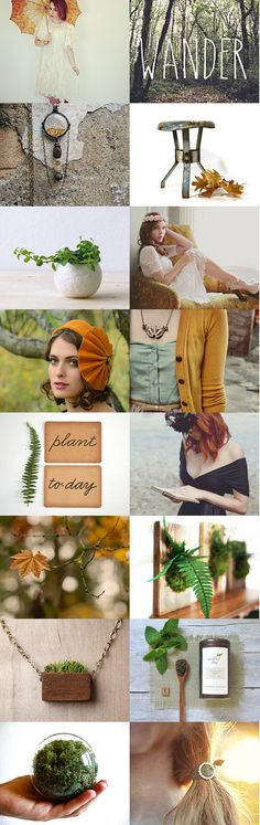 """Fairy in the Woods"" - an Etsy collection curated by @beachbabyblues"