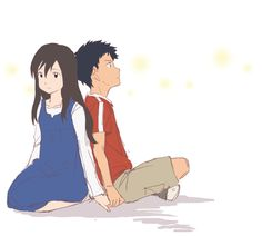 Wolf Children Characters >>>I love these two so much! This movie is severely underrated.