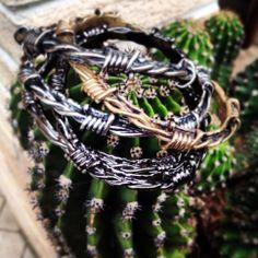 """nuovo bracciale per clamor glamour """"spinato"""""""