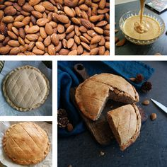 Galette des rois IG bas _ santé et gourmandise Lchf, Keto, Veggies, Low Carb, Tasty, Healthy Recipes, Bread, Vegan, Food