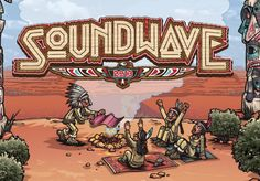 Soundwave 2013. Never been more excited for a festival in my entire life!